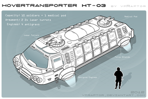 HoverTransporter HTR-03 by vpRaptor