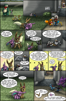 Bro and King's M6 - pg3 by Nacome