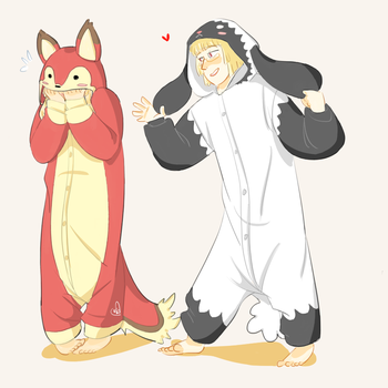 Kigurumi's by SongKnight