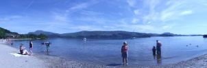 Luss Panorama by trebleclefheart