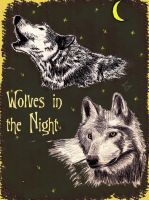 Wolves in the Night by DamnBlackHeart