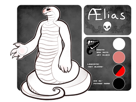 Aelias Reference by Skelefrog