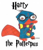 Harry the Potterpus by Scientific-Fantasies