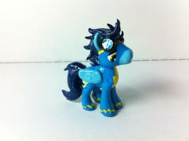 My Little Pony Custom Blindbag: Soarin' by CJEgglishaw