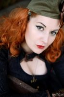 Miss Ginger Steam VII by MADmoiselleMeli