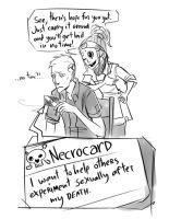 Necrocard by cryoclaire
