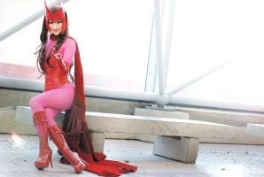 Bewitching - Scarlet Witch by Mostflogged
