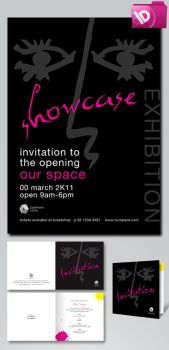 Event Poster and Invitation by egdesign01