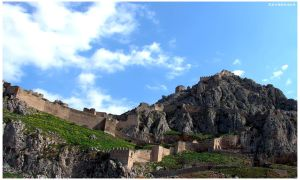 Acrocorinth I by Kevrekidis