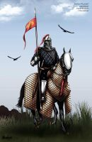 Elite: Byzantine Cataphract by dmavromatis