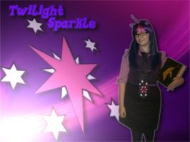 Twilight Sparkle Cosplay! =3 by The-Light-Source