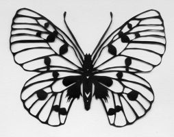 Butterfly I by mib4art