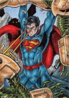 DC Comics 'The New 52' - Superman by tonyperna