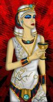 THE QUEEN OF THE NILE by SCT-GRAPHICS