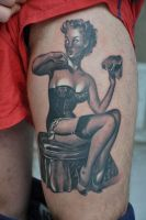 pin up by scottytat2