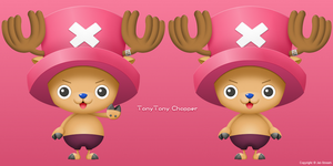 TonyTony Chopper by Jet-Stream