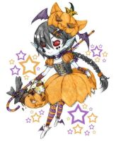 AoH: Pumpkin Princess by Fortranica