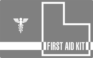 First Aid Kit by CmdrKerner