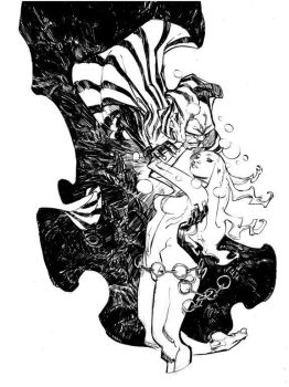 CLOAK and DAGGER_90 minutes by EricCanete