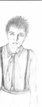 Billy Joe Armstrong by The-Insignificant