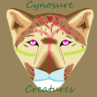 Cynosure Creatures Logo by LazuliLupin
