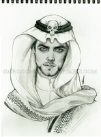 Arab S by saro-sah