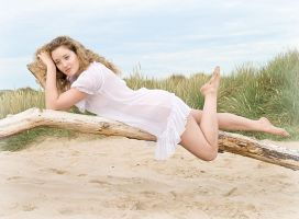 Ella Rose at Talacre 13 by JeremyHowitt