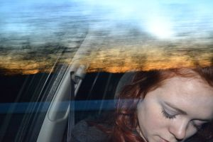 riding in cars by annabellthehippie