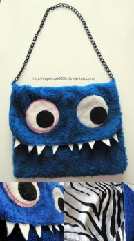 Monster bag by SuperCat0000
