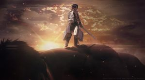 Rivaille Levi by StudioMadhouse