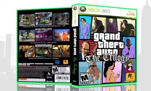 Grand Theft Auto Trilogy by xGameGuy360x