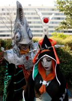 LOZTP: Zant And Midna by xstrawberrymilk