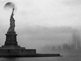 Liberty Statue by Joy-cheers