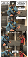 Strict Soldier's guide for MvM: Scout (part 1) by Menaria