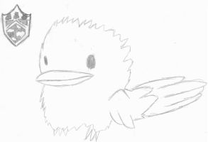 hibird scetch by PoloMarco01