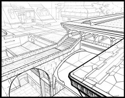 3 Point Perspective by bopx