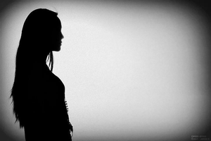 forgotten silhouette by Capere-Omnes