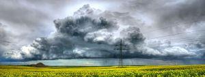 Raps at Storm Panorama by stg123