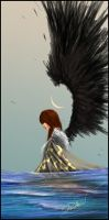 black wing by suza90