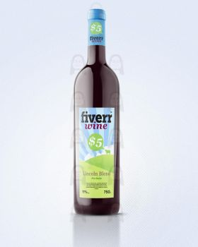 Fiverr Wine by MatanArie