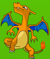 Charizard by PnF-lover56