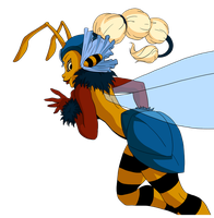 Concept Bee Queen 1 by richie-on-a-mission