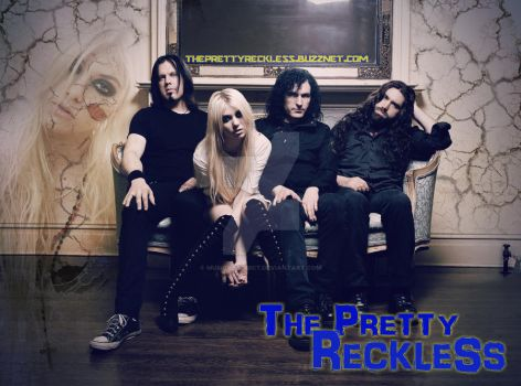 The Pretty Reckless Poster by MusicalAddict
