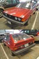 First Scirocco by gupa507