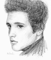 Elvis Presley by imLetha