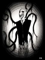 SlenderMen by PlagueDoctor66613