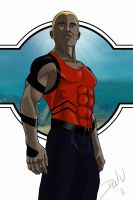 Aqualad by CodenameZeus