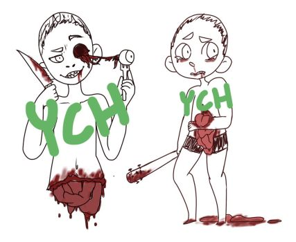 GORE YCH (clllosed) by PyrosLupus
