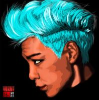 BLUE T.O.P. by maddaluther