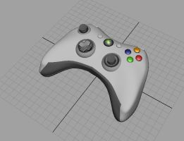 Xbox Controller by ChangesHappen